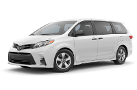 Toyota Sienna L Trim Features & Options