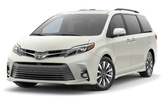 2018 Toyota Sienna Features