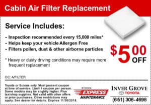toyota-cabin-air-filters-coupon