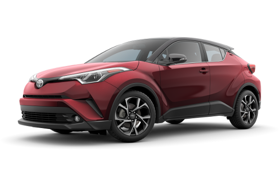 2019 Toyota C-HR Model