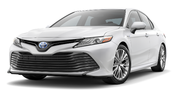 2019 Toyota Camry Hybrid Features Inver Grove Toyota