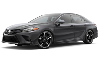 Toyota Camry XSE V6 Trim Features & Options