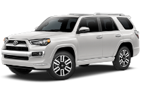 Toyota Limited Trim Features & Options