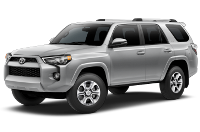 Toyota SR5 Premium Trim Features & Options