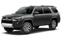 Toyota TRD Off-Road Premium Trim Features & Options