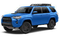 Toyota TRD Pro Trim Features & Options