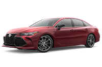 2019 Avalon Touring Trim Model Features - Options