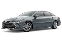 2019 Avalon XLE Trim Model Features - Options