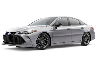 2019 Avalon XSE Trim Model Features - Options