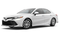 2019 Camry Hybrid LE Trim Model Features - Options