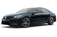 2019 Camry Hybrid SE Trim Model Features - Options