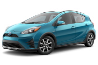 Toyota Prius c L Model Trim Features - Options