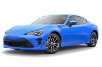 Toyota 86 Trim Features & Options