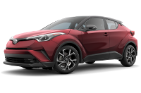 2019 C-HR XLE Trim Model Features - Options