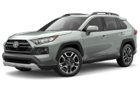 Toyota Adventure Trim View - Features & Options
