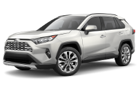 Toyota Limited Trim View Features & Options