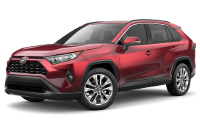 Toyota RAV4 XLE Premium Trim View - Features & Options