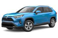 Toyota RAV4 XLE Trim View - Features & Options