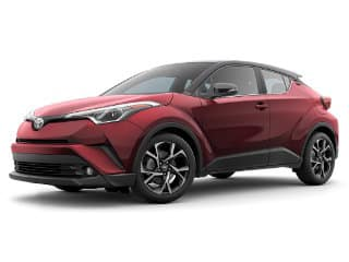 Toyota C-HR Maintenance