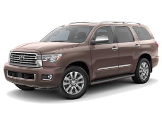 Toyota Sequoia Maintenance