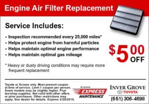 coupon-toyota-engine-air-filter-services