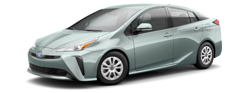 2019 Toyota Prius L ECO Trim Features & Options