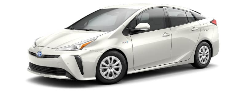 Toyota Prius LE Trim Features & Options
