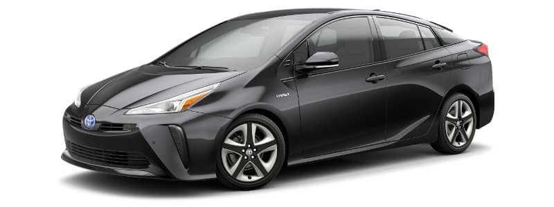 2019 Toyota Prius XLE Trim Features & Options
