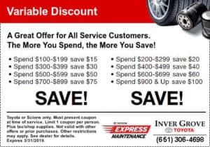 toyota coupon-save-on-toyota-services