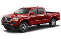 Toyota Tacoma SR5 Trim Features & Options