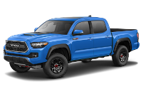 Toyota Tacoma TRD Pro Features & Options