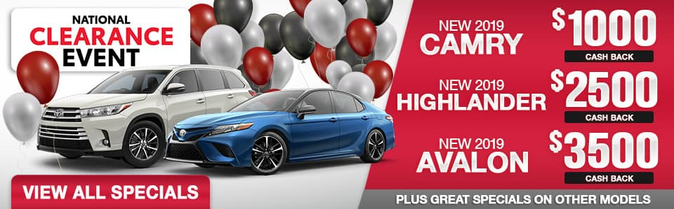 New-Toyota-Cashback-Specials