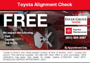 coupon-free-alignment-check