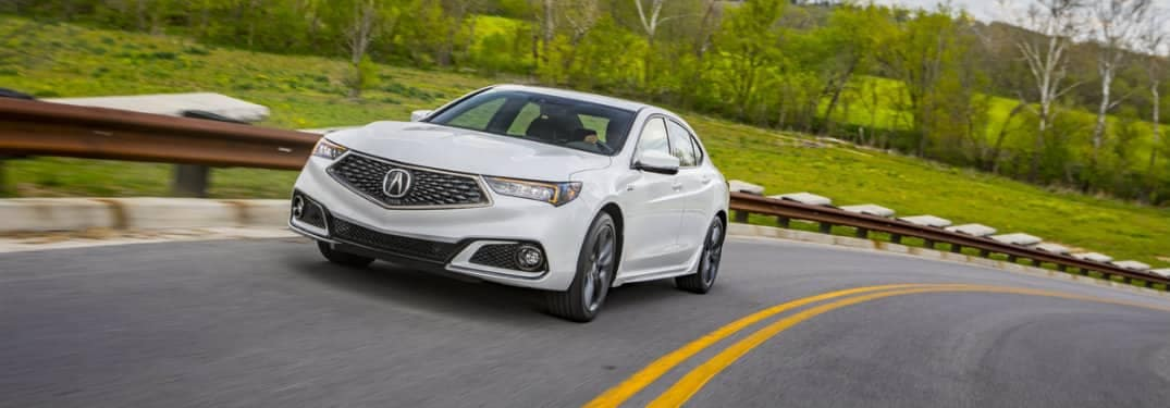 what will be powering the new acura tlx island acura