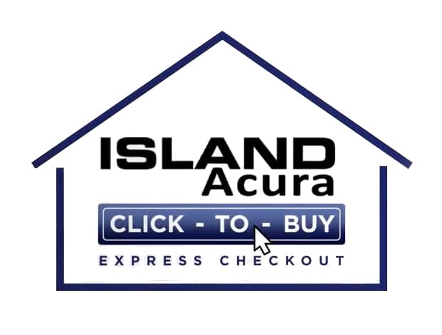 Island Acura Express Checkout