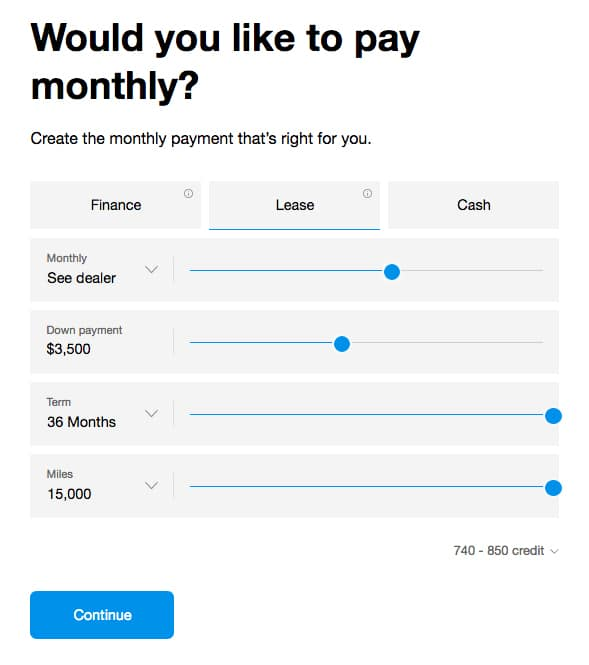 Pick Your Payment