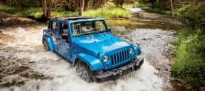 Jack Phelan Jeep Wrangler