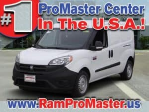 Best Price on a RAM Promaster Cargo Van in Chicago, IL