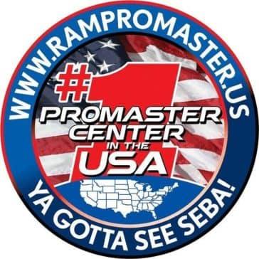 #1 ram PROMASTER DEALER IN USA