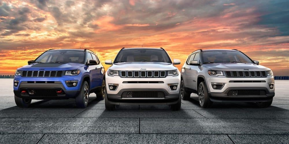 2020 Jeep Compass Model Lineup