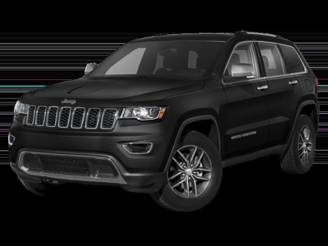 Black 2020 Jeep Grand Cherokee