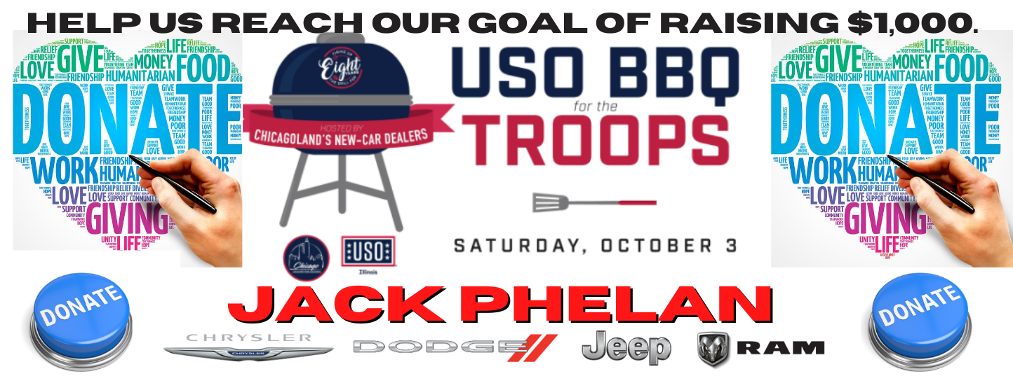 USO BBQ for the Troops 2020