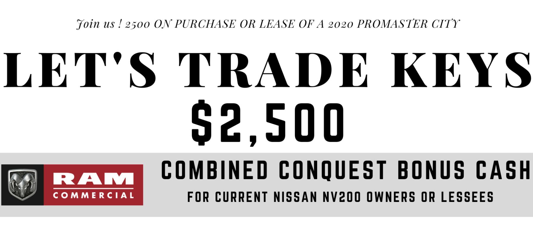 Let's Trade Keys