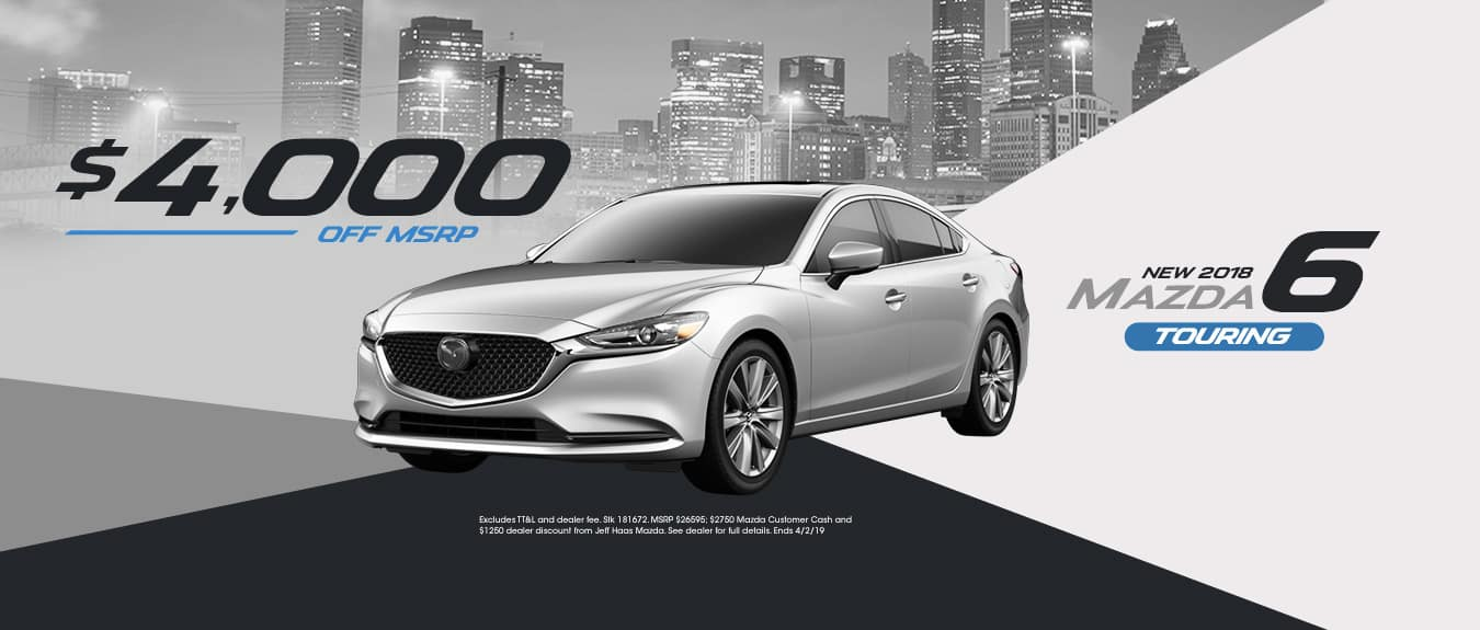 mazda dealer in houston near cypress & sugar land | jeff haas mazda