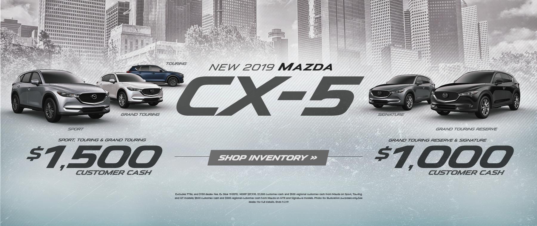 Mazda CX-5 Sale in Houston, TX