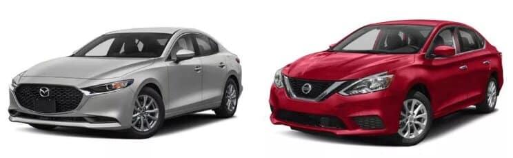 2019 Mazda3 vs 2019 Nissan Sentra