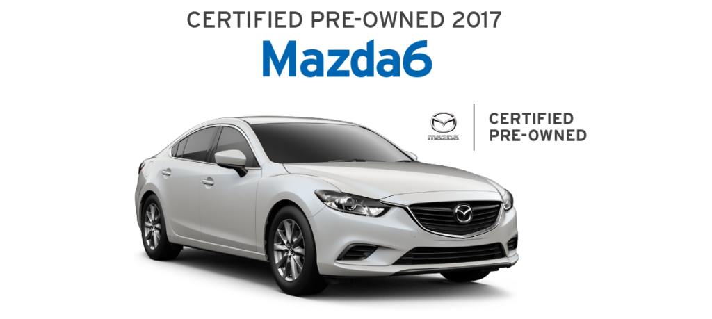 Certified Pre-Owned Mazda3