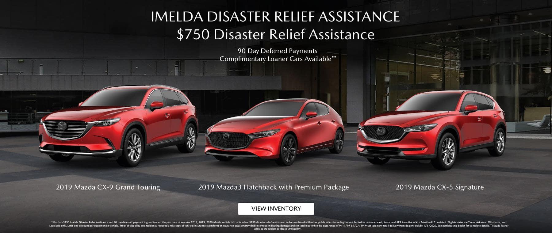 Imelda Flood Relief in Houston, TX