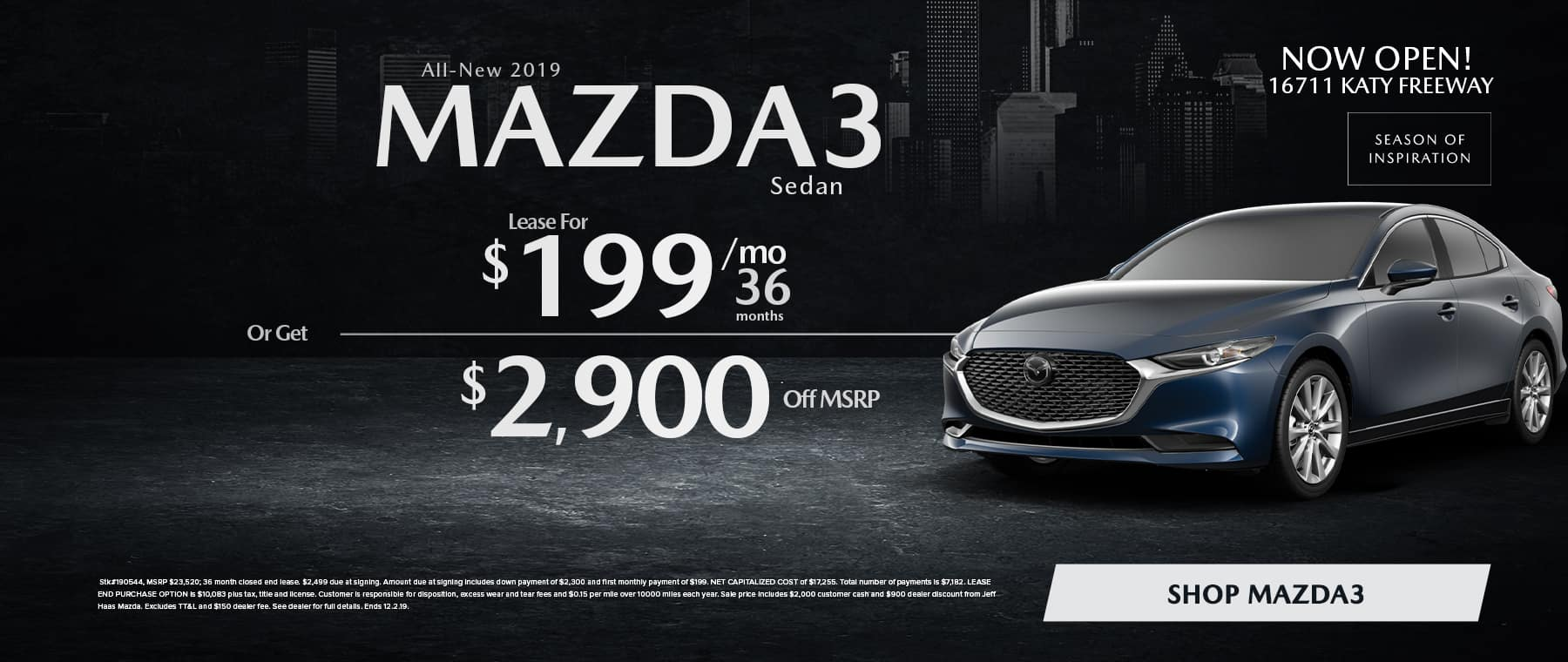 Mazda3 Sale in Houston, TX