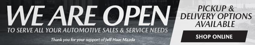 Jeff Haas Mazda Open In Houston, TX